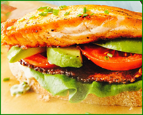Salmon Fish Recipe