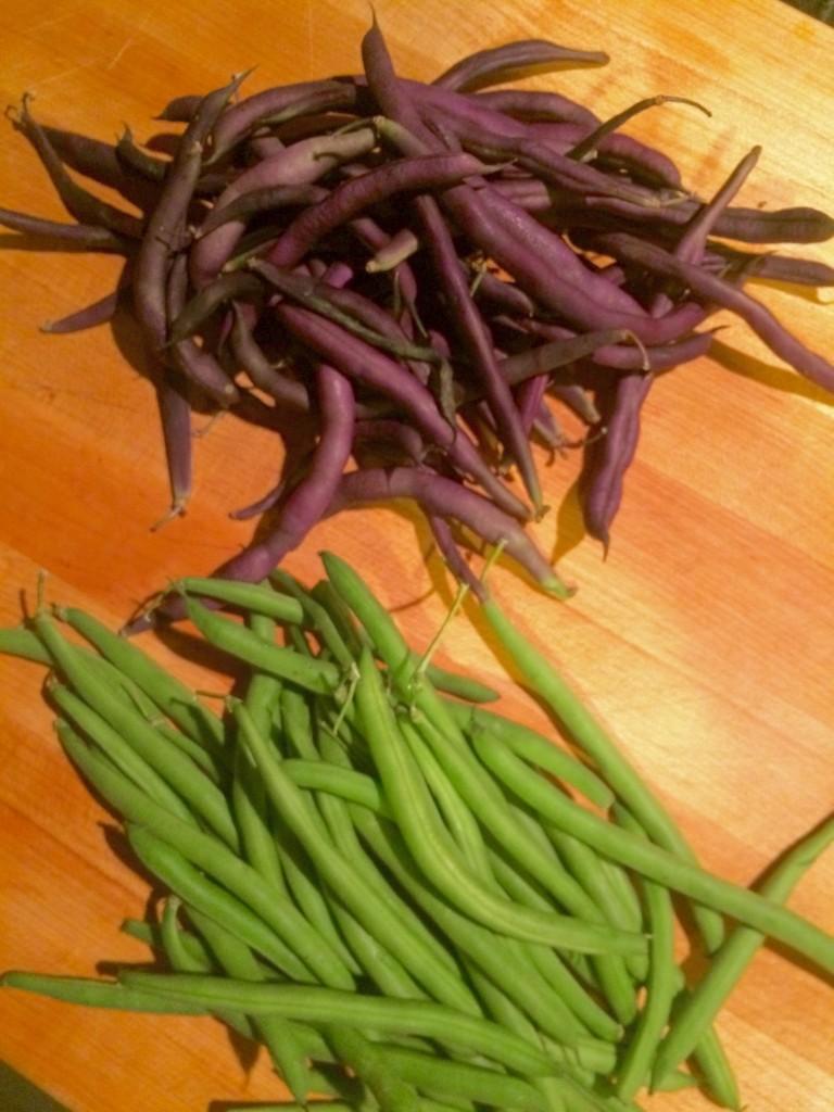 2015-07-18 Green Beans