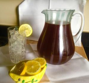 Summer Sips Iced Tea
