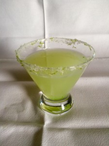 Summer Sips Pepper Jelly Margarita