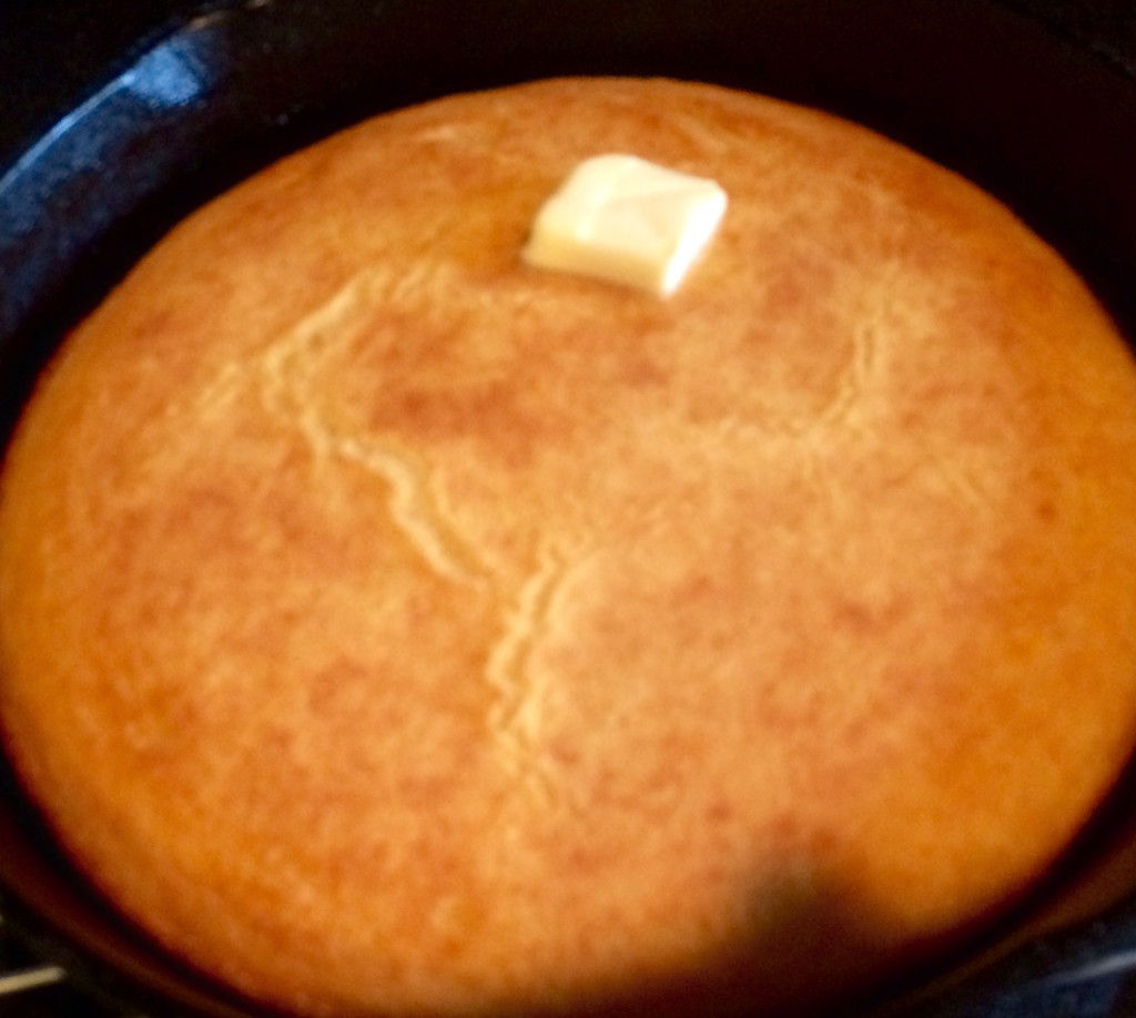 Sunday Lunch cornbread